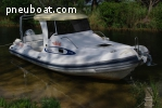 NUOVA JOLLY 750 CABIN + HONDA 225 CV + REMORQUE 2003