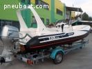 ZAR 53 + HONDA BF90 V-Tech