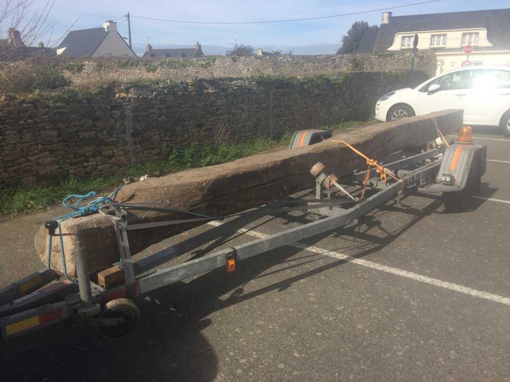 Les forums autre utilisation d 39 une remorque porte bateau for Utilisation d une carrelette