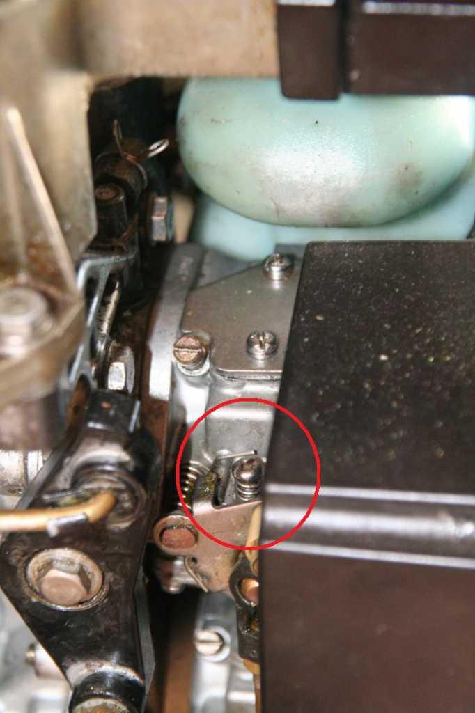 Les forums reglage ralenti tohatsu 50cv 2t 1 1 - Reglage carburateur 2 temps ...