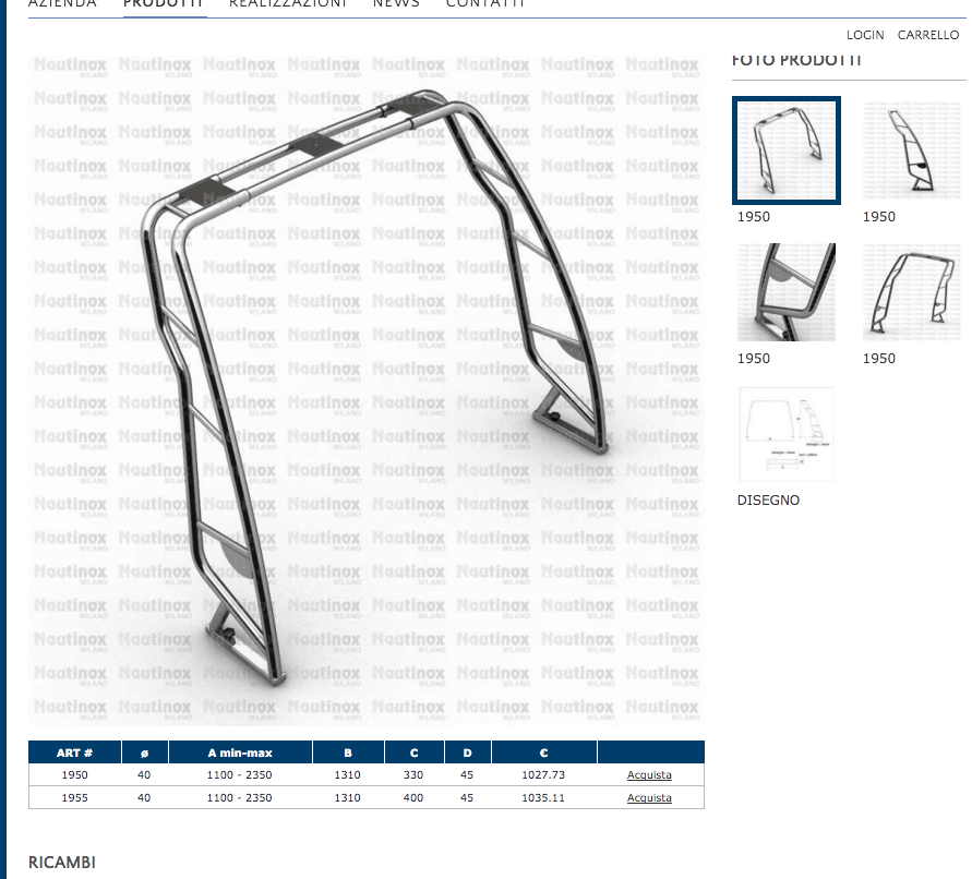 les forums recherche roll bar inox capelli 625 ou 626 1 1. Black Bedroom Furniture Sets. Home Design Ideas