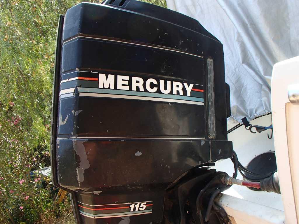 moteur mercury 115 ch 2 temps