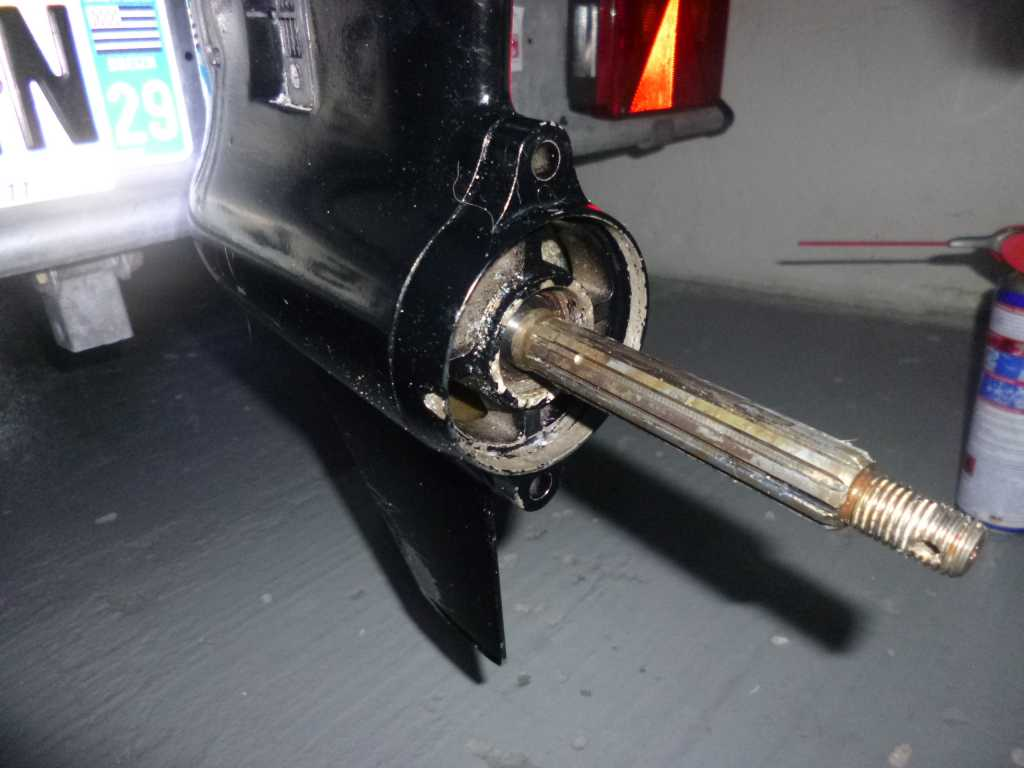 moteur mercury 25 cv 4 temps