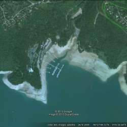 Lac de Vouglans - La mercantine