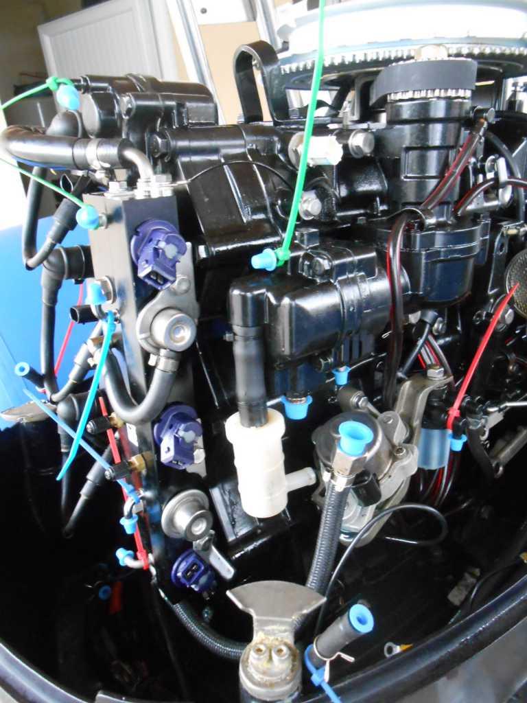 les forums  tohatsu 90cv tldi - panne moteur  3