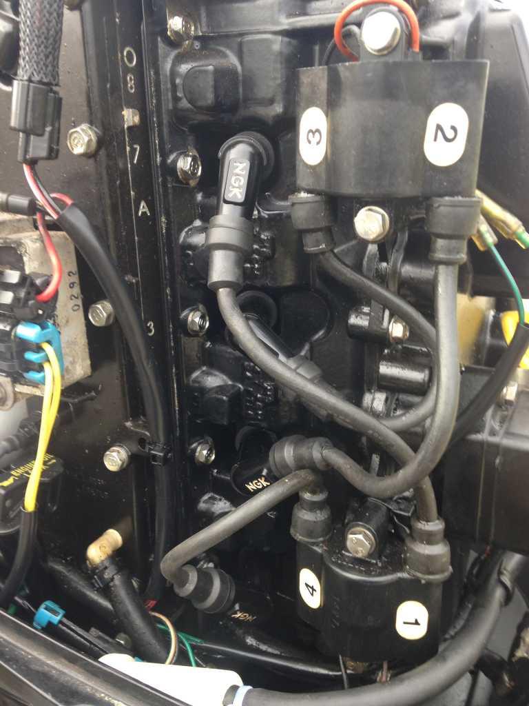 Les forums probl me de moteur mercury 60cv 4 temps for Housse moteur hors bord mercury